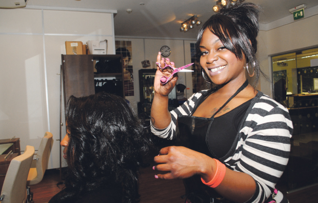 CHENEL student wins chance to work at the Olympic Salon