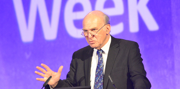 Business Secretary Vince Cable confirms 'dropping' of apprenticeship FE loans