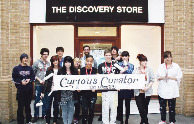 Canterbury College curate curious collection