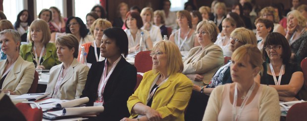 Women lead the way at WLN conference