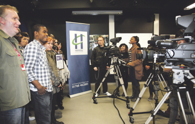 Havering College students to host BBC show