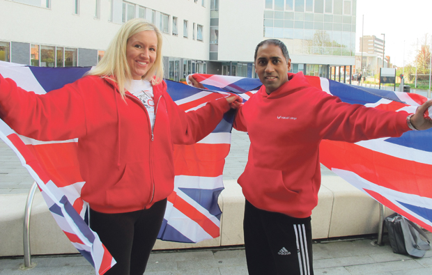 Wallsall College staff to carry Olympic torch