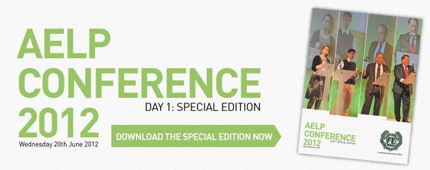 AELP Conference 2012 Special Edition