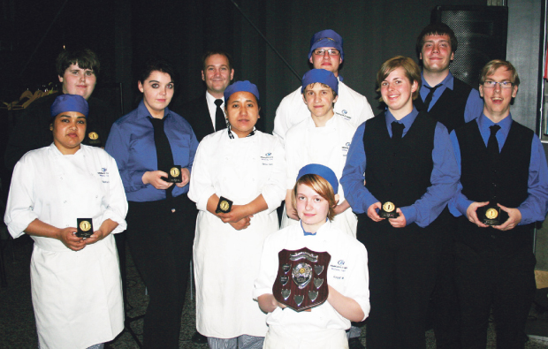 Battle of the Chefs at MidKent College