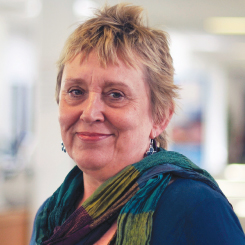 Penny Wycherley, principal and CEO, Great Yarmouth College