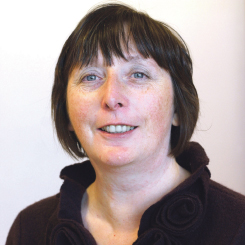 Sara Mogel, principal, West Cheshire College