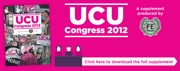 UCU Congress 2012 Supplement