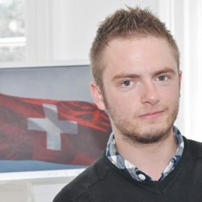 Guest reporter Shane Chowen heads to Switzerland