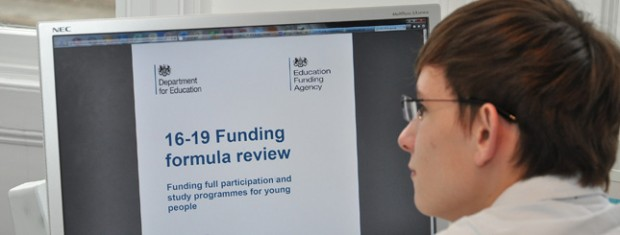 EFA unveil funding per student system