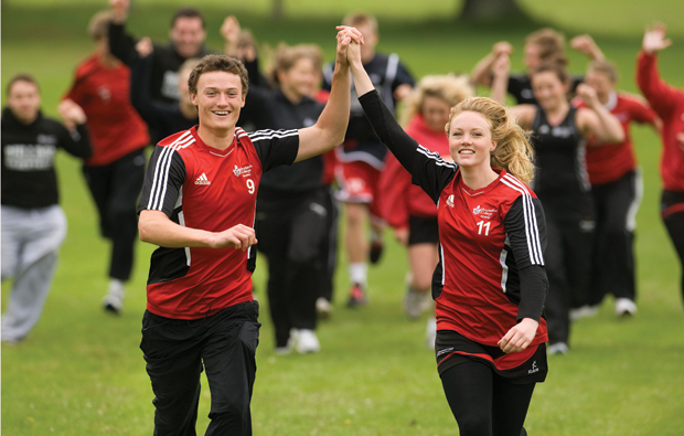 Olympic torch to pass through Brockenhurst College