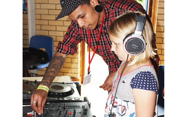 Schooling from City of Bath College DJ