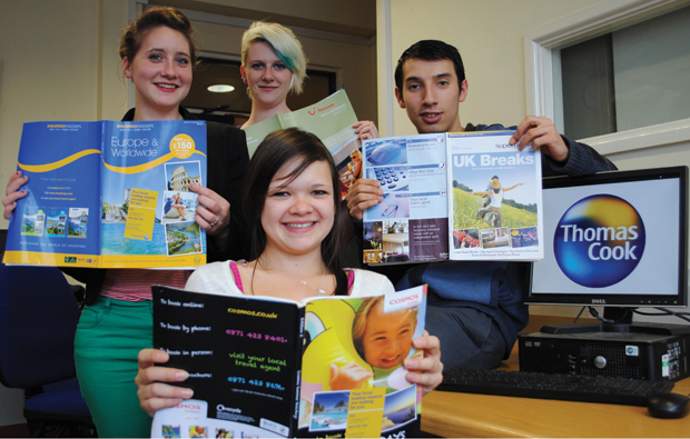 Summer holiday help at City of Bath College