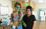 Nail art goes wild at Dearne Valley College
