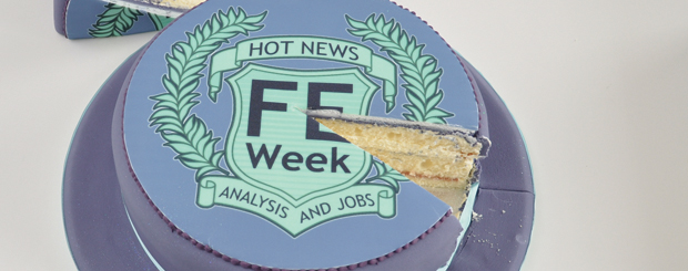 FE Week celebrates its first birthday!