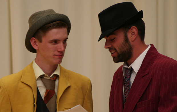 Guys and Dolls at Barnfield College