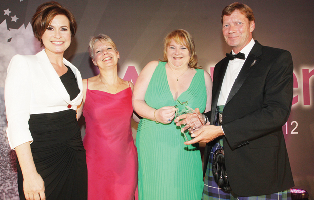 HTP Training shines with business award
