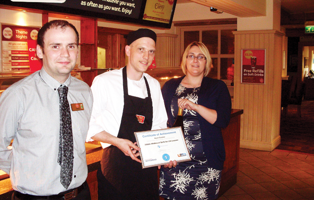 Whitbread celebrates 3,000th Skills for Life