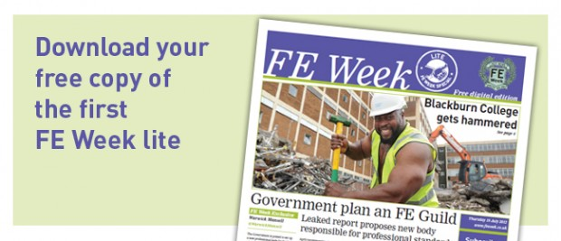 Download your FREE copy of FE Week lite