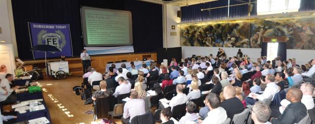 FE loans top summer data conference agenda