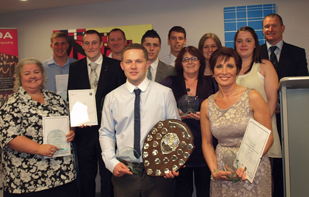 North West Alliance Learning awards