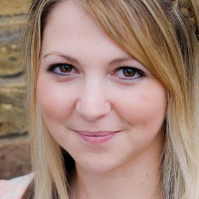 Former Bromley College human resources student Becky Shailer, 25