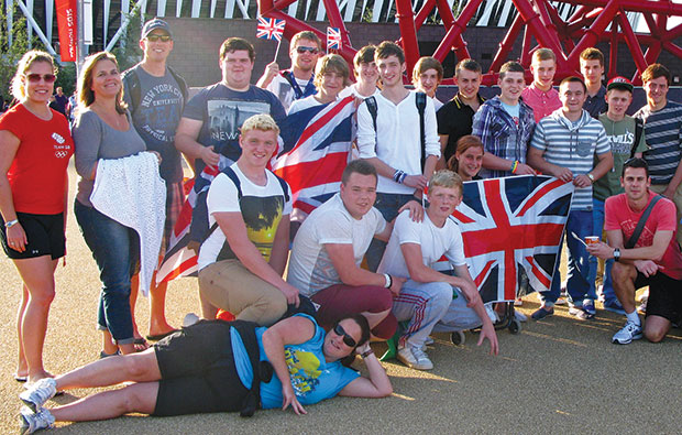 Coleg Gwent goes to Paralympic Games