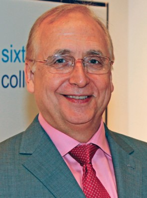 David Igoe, CEO, Sixth Form Colleges' Forum