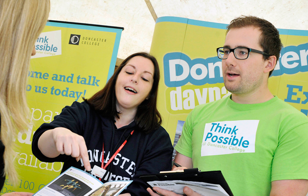 Doncaster College shows what it can do