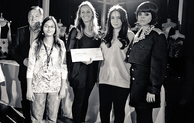 Cheltenham Fashion Week student win