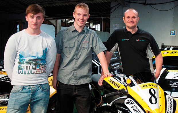 Students race to motoring qualification