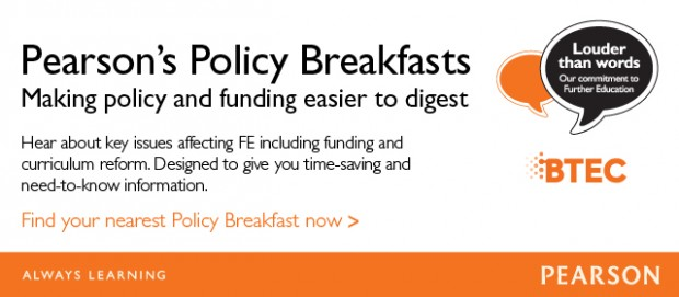 Pearson's Policy Breakfasts