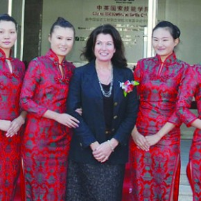 Warwickshire plans for a rosy future in China