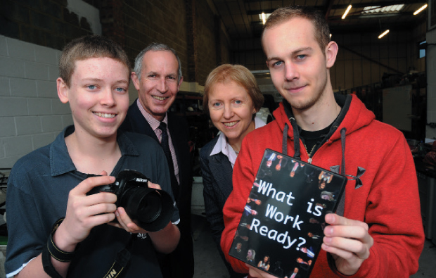 Media savvy students make careers DVD