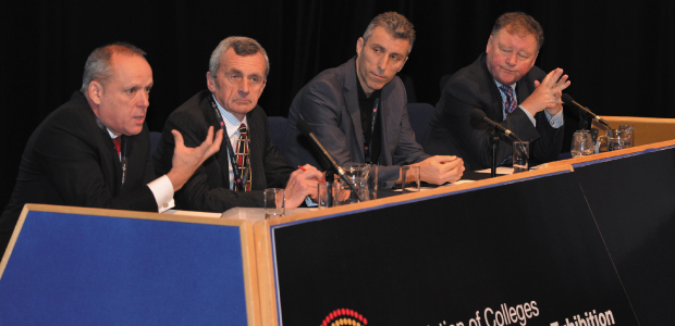 Panel sets out to define FE Guild