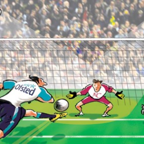 Ofsted accused of moving goalposts