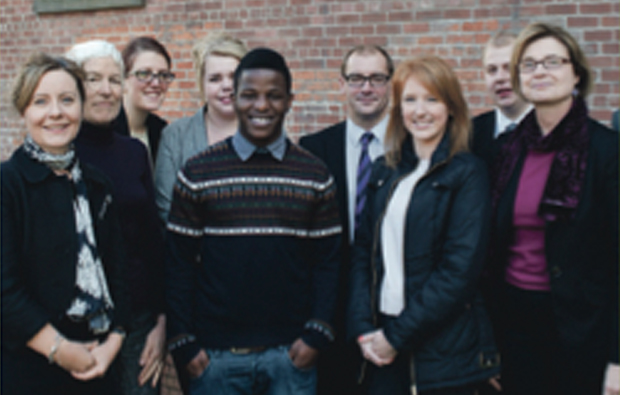 Solicitors team up with college to give one-to-one advice