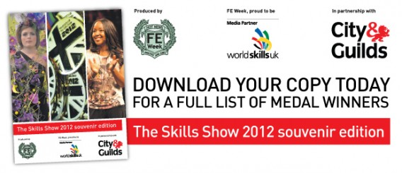 The Skills Show Souvenir Edition