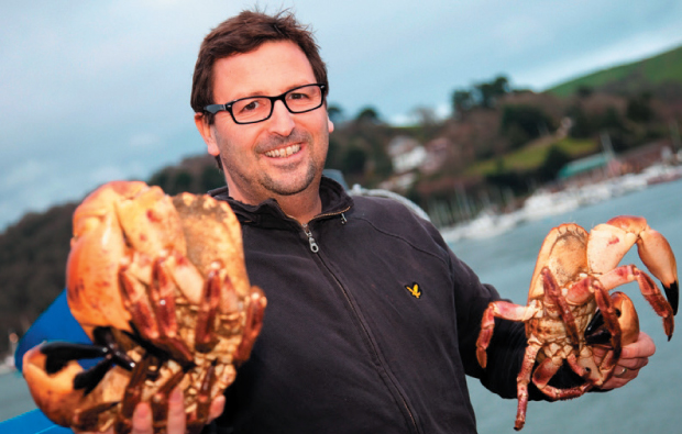 Chef wants 'seafood coast' put on the map