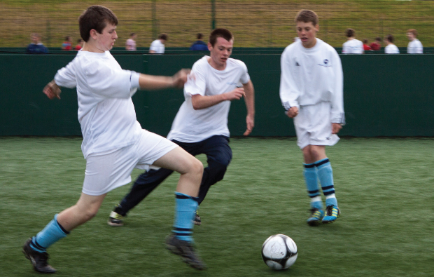 College gives all students a sporting chance