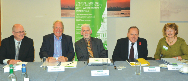 Westminster event: professionalism in FE as Lingfield Review is launched