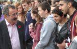Celebrity scientist opens £7m building