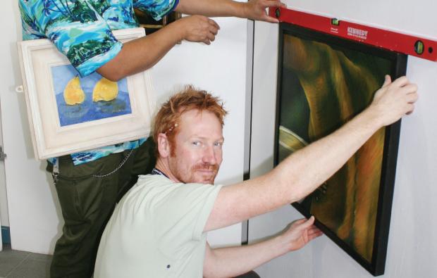 College exhibition to showcase local artistic talent