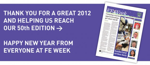 FE Week's most viewed articles in 2012