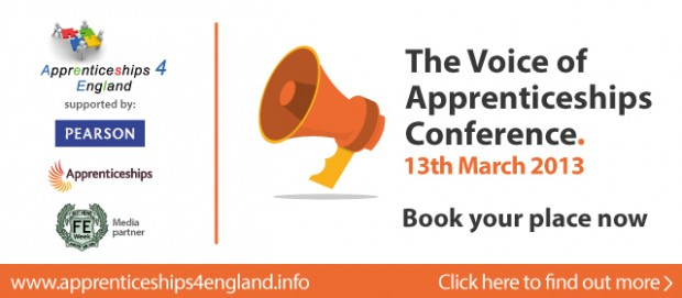 The Voice of Apprenticeships conference