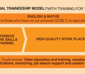 Traineeship plan revealed