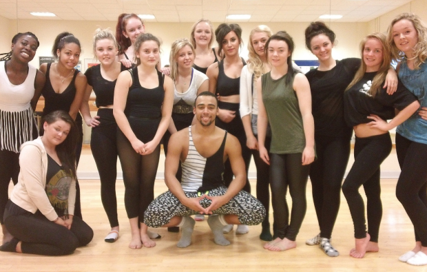 Gloucestershire dancer steps up to West End