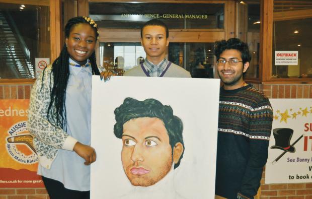 Medium rare opportunity for art students