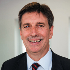 Peter Roberts, principal, Leeds City College