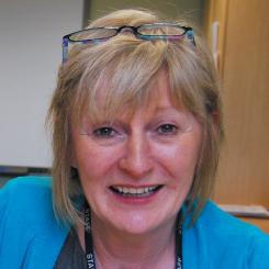 Walsall principal Maria Gilling.JPG