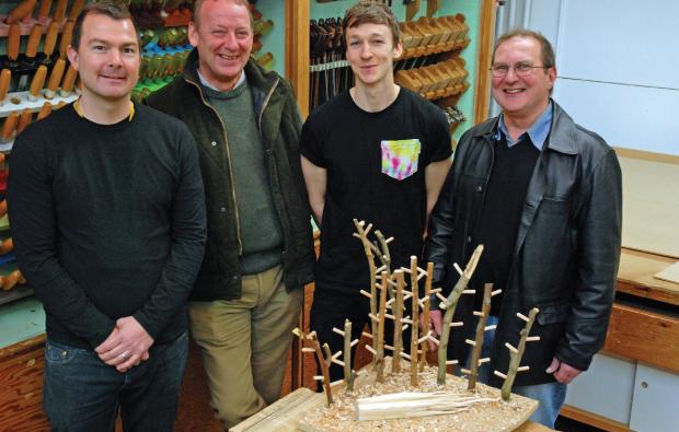 Warwickshire student designs memorial